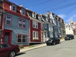 St John's Newfoundland Homes 17-0514 Copyright Shelagh Donnelly