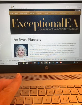 Exceptional EA - For Event Planners