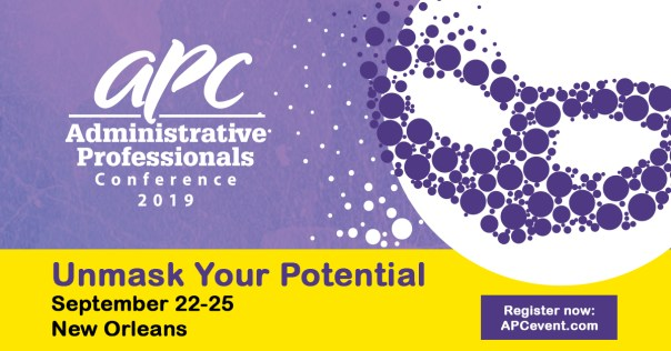 APC-Administrative-Professionals-Conference-2019-New-Orleans
