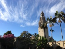 Spanish architecture at Balboa Park