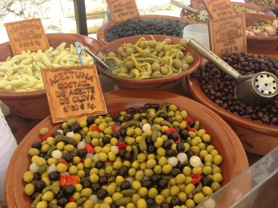 Olives at Inca, Mallorca 7371 Copyright Shelagh Donnelly