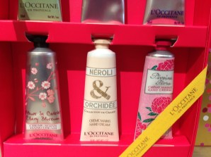 Hand cream copyright Shelagh Donnelly