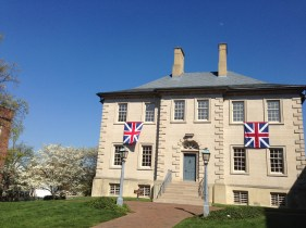 Carlyle House Alexandria Copyright Shelagh Donnelly