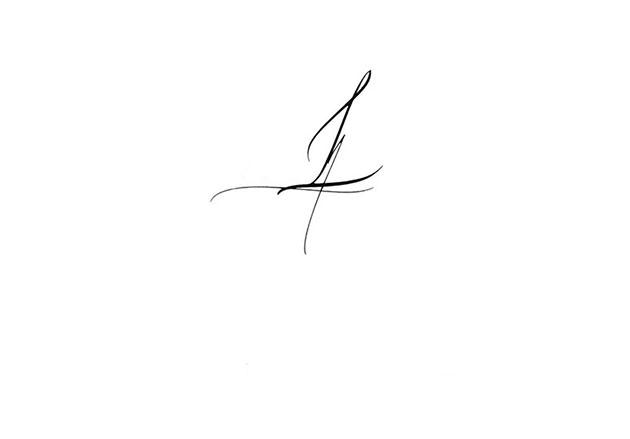 Tatouage Initiales Entrelaces Elegant Tatouages Lettres Tatuajes