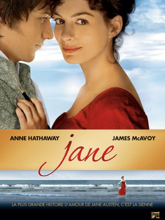 Image of the poster for Becoming Jane