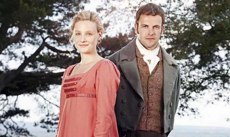 Image of the cast of the BBC's 2009 production of Emma