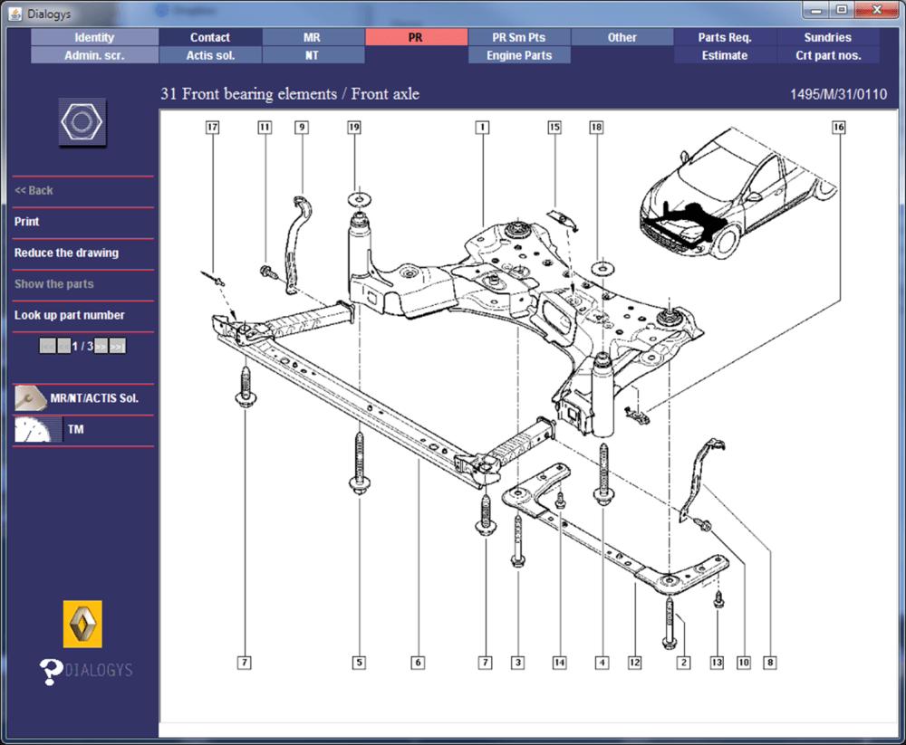 medium resolution of renault megane iii bd95 nt8422 disk wiring diagrams manual renault megane perfohub transplant parts