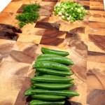 HelloFresh - Pepper Crusted Steak & Warm Potato Salad - Green Stuffs
