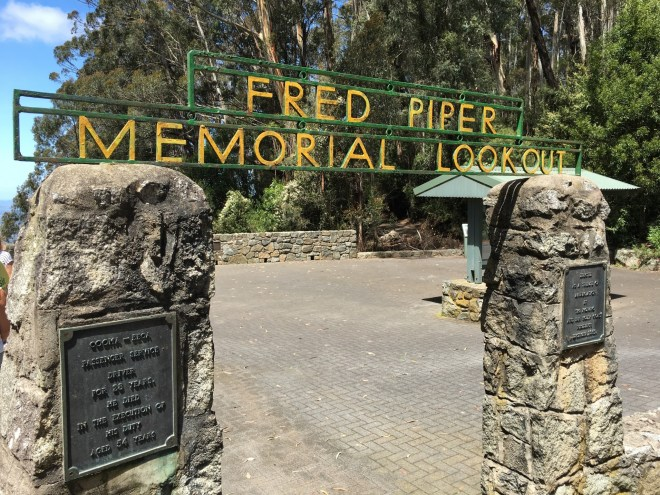 Fred Piper Memorial Lookout