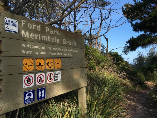 Merimbula Beach - Ford Park