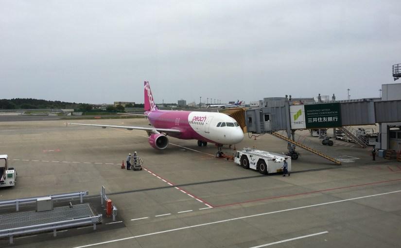 Review:  Peach Aviation