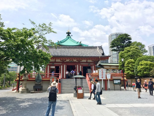 Benzaiten Shrine