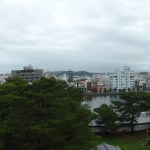 View from Wakayama Castle