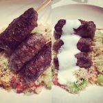 #Homemade #tonights #dinner is some #lamb #kofta on a #warm #couscous #salad.  #Drizzle on the #LemonYogurt to finish.  #dinnertime #Food #Goodeats #Instafoodie #instafood #MealKitNinja #BoxMeal #Foodporn @hellofreshau #myfoodontv