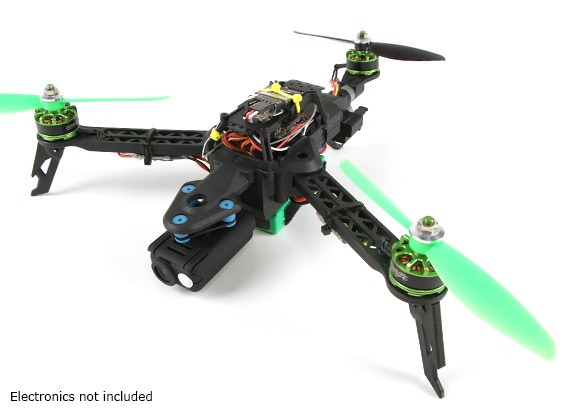 Project: Quanum Trifecta Drone (Part 1)