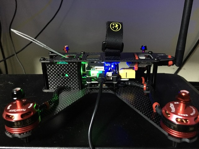 FPV Racing Quad Ready for setup