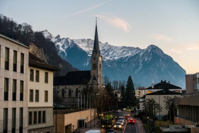 列支敦士登 Vaduz Cathedral