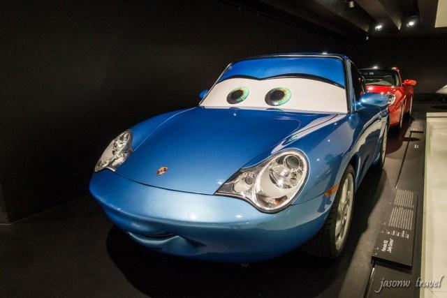 保時捷博物館 Porsche Museum