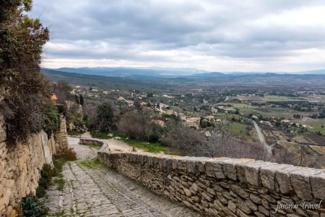 Gordes 石頭城