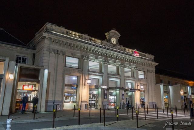 Gare D' Avignon Centre 亞維儂火車站