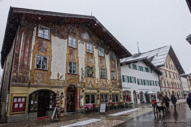 Mittenwald小鎮