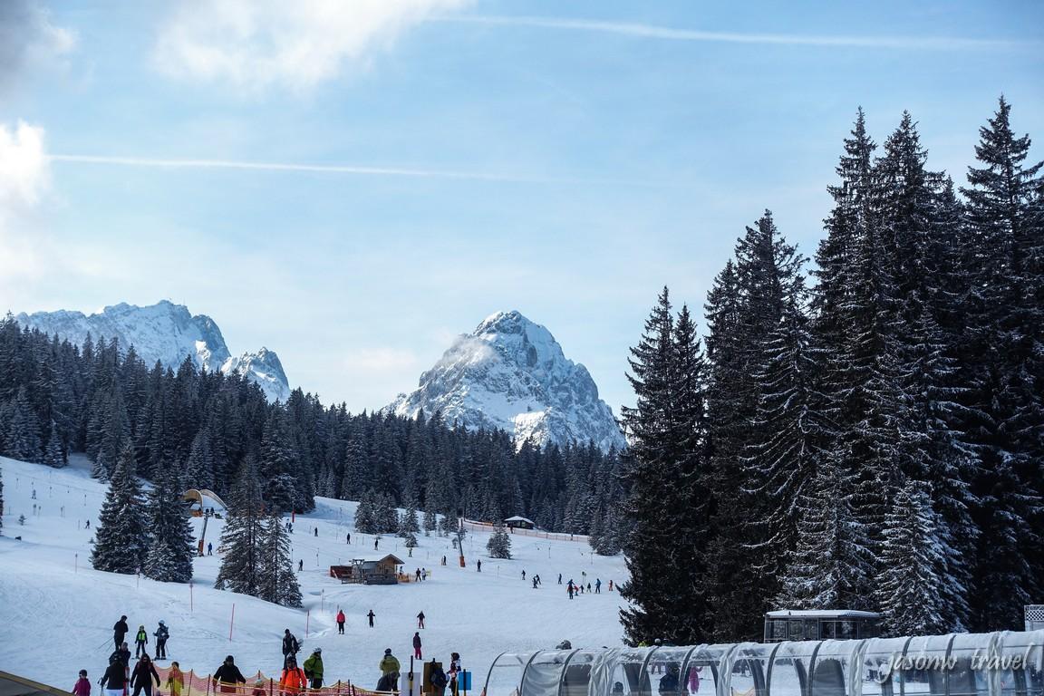 Zugspitze 楚格峰