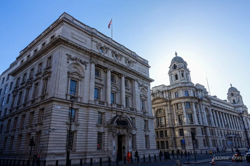 Whitehall 白廳