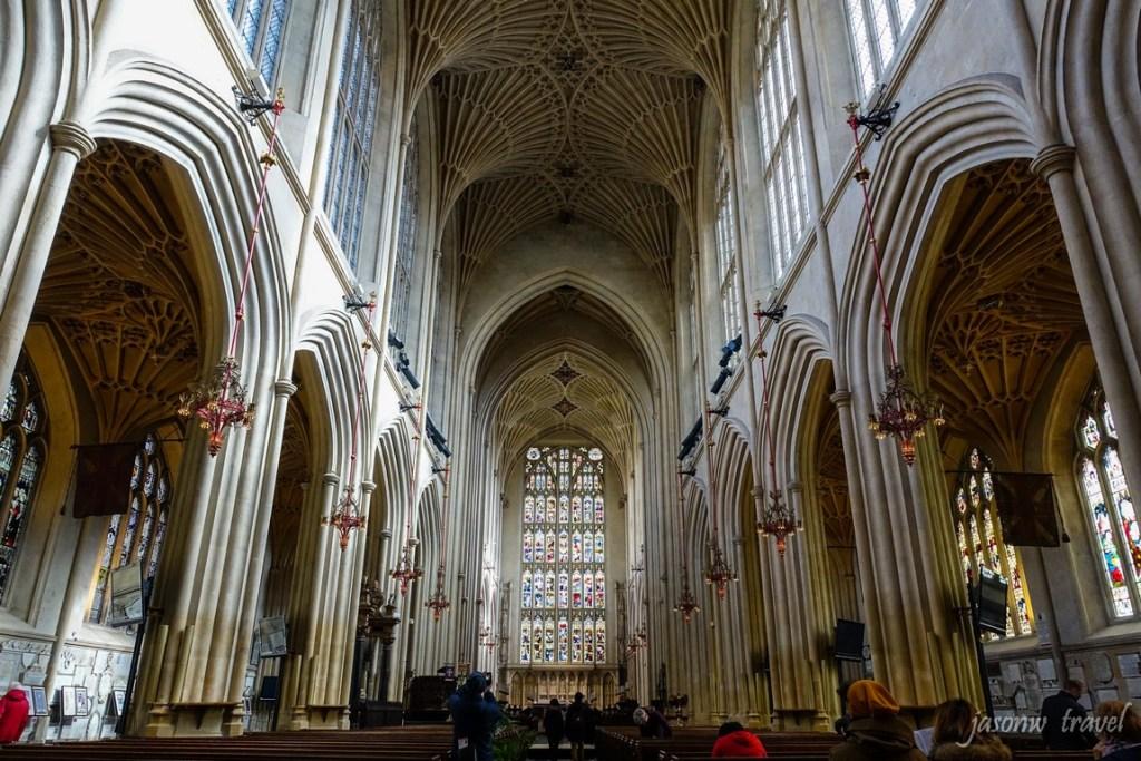 Bath Abbey 巴斯修道院