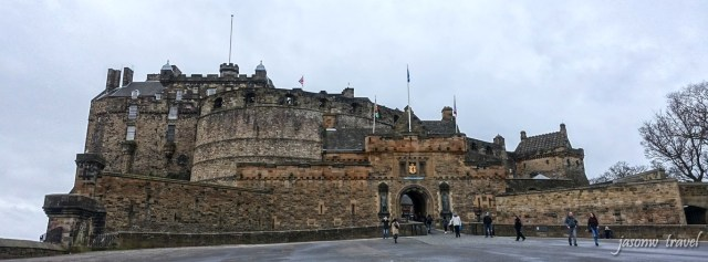 Edinburgh Castle 愛丁堡城堡