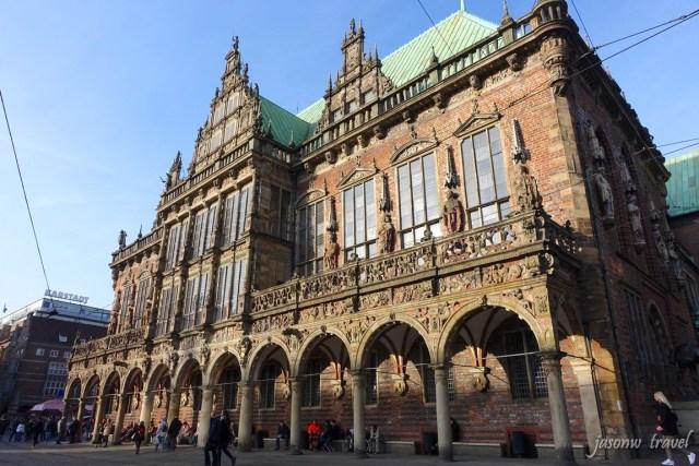 Rathaus Bremen 不萊梅市政廳
