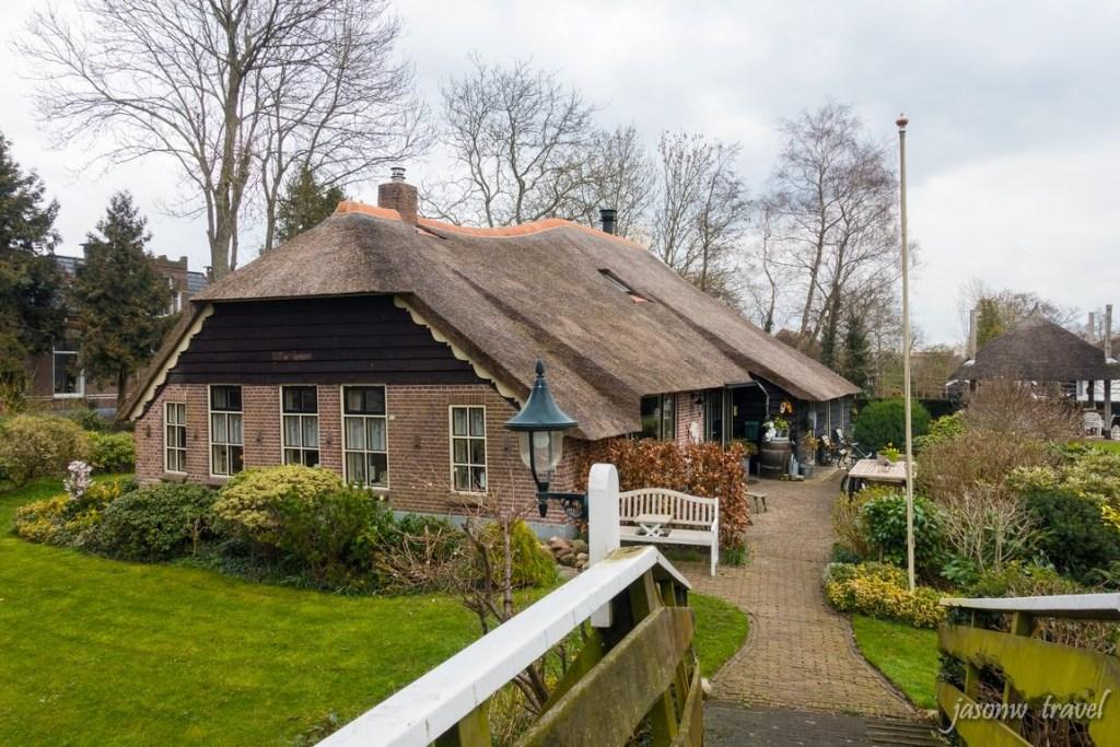 荷蘭羊角村 Giethoorn
