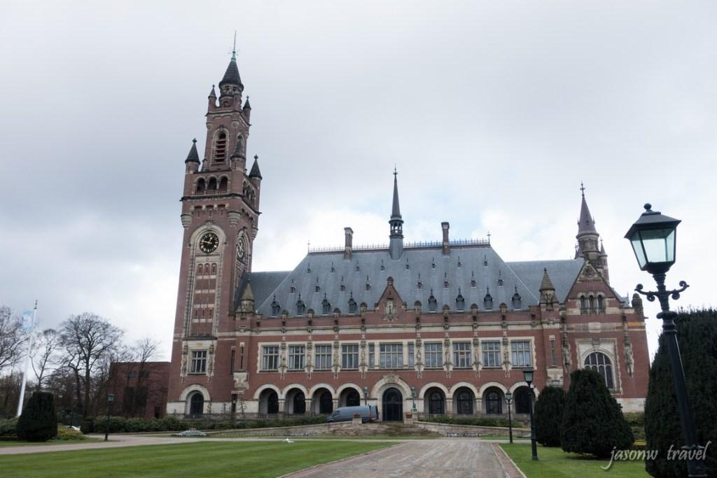 Den Haag 海牙 Vredespaleis 國際法庭 和平宮