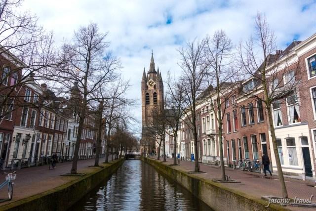 Delft 台夫特