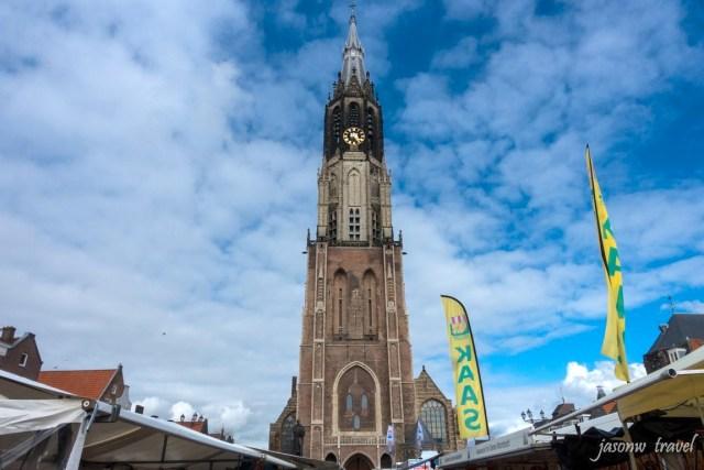 Nieuwe Kerk 新教堂