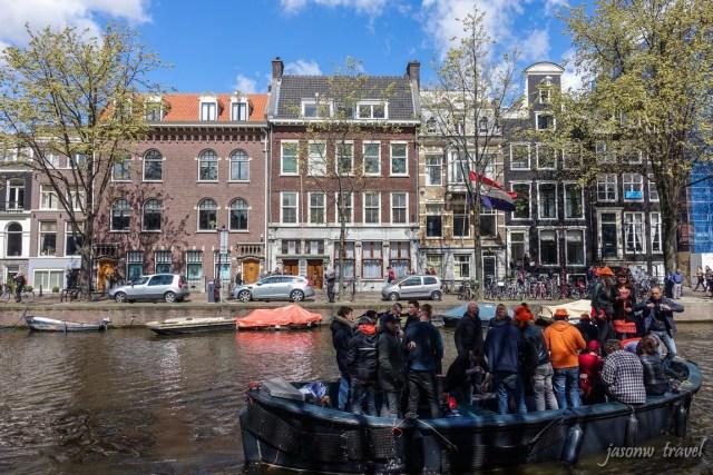 荷蘭King's Day國王節