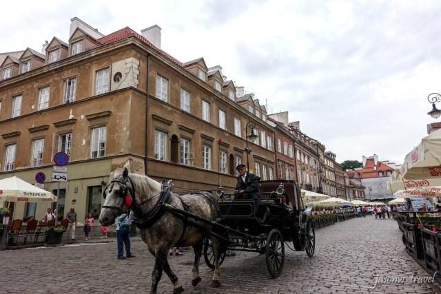 Warsaw New Town 華沙新城區