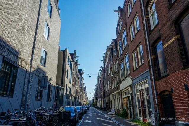 Amsterdam 阿姆斯特丹