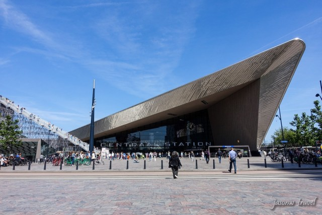 鹿特丹火車站 Rotterdam Centraal