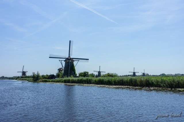 小孩堤防風車村Kinderdijk