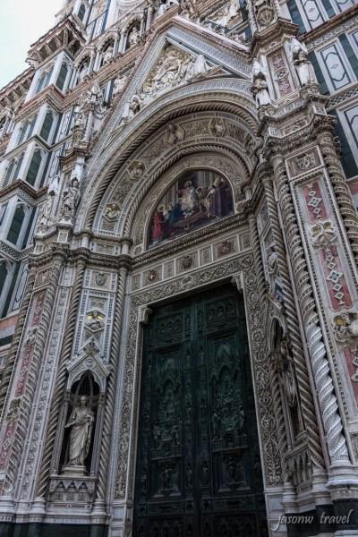 Florence Cattedrale di Santa Maria del Fiore 佛羅倫斯聖母百花大教堂