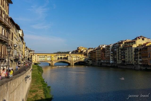 Florence Ponte Vecchio 佛羅倫斯老橋