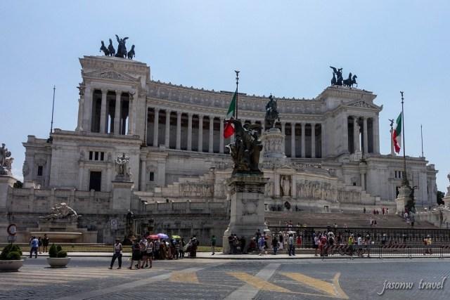 Altare della Patria 维托里亚诺纪念馆