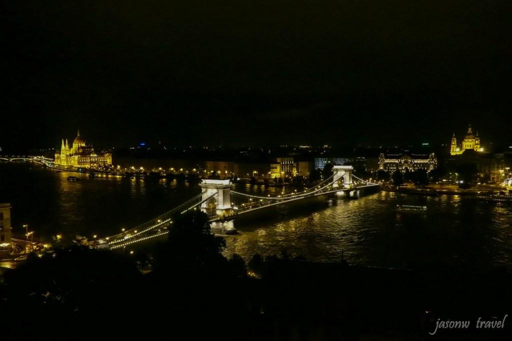 Budapest night view 布達佩斯夜景