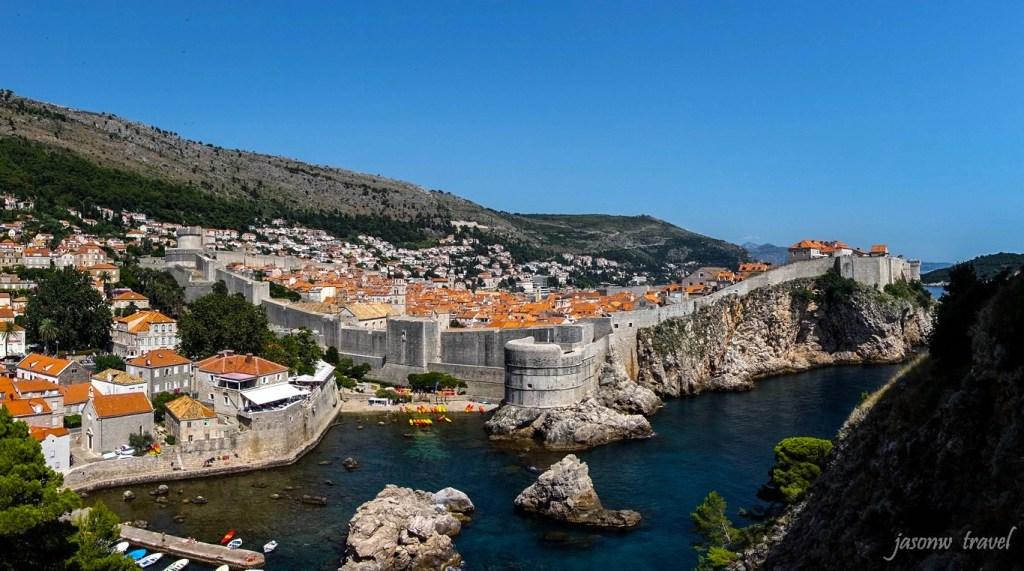 Dubrovnik Croatia Wall 克羅地亞 杜布羅夫尼克 城牆