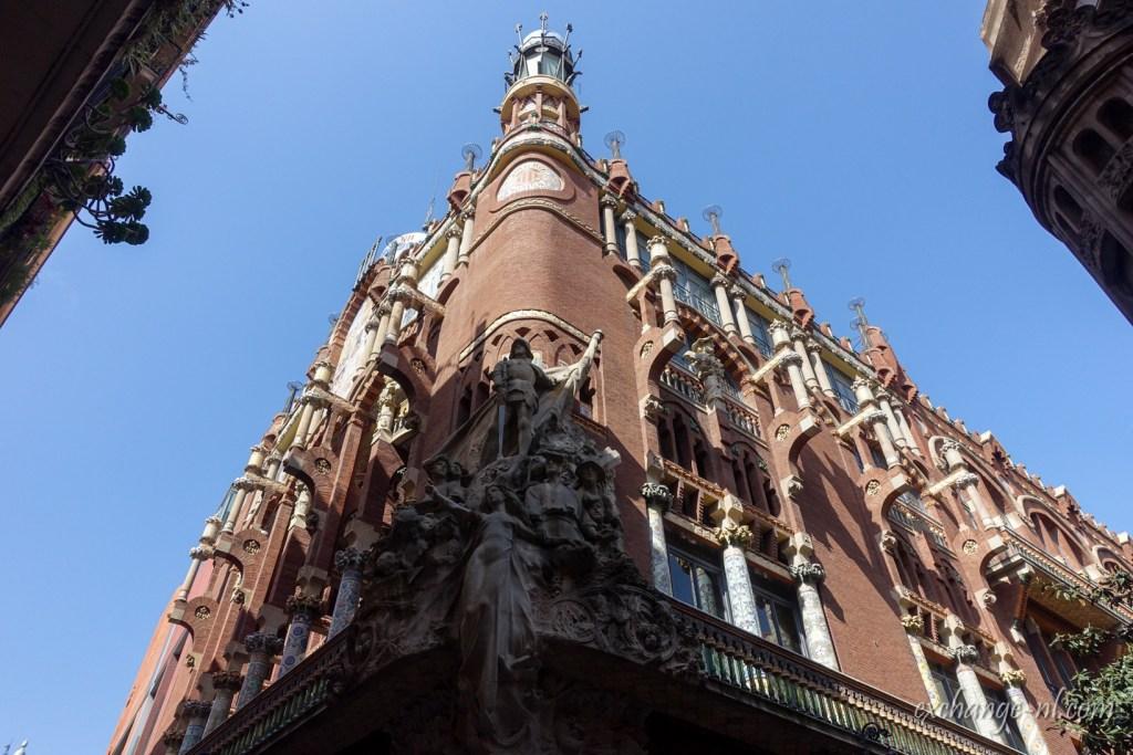 Palau de la Música Catalana 加泰隆尼亞音樂宮