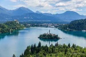 Lake Bled 布萊德湖