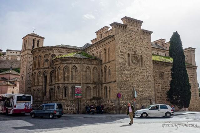 Iglesia Santiago del Arrabal聖地牙哥教堂