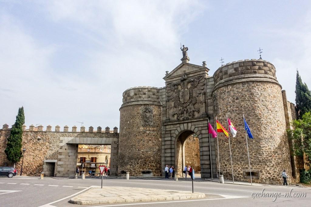 Puerta de Bisagra Nueva新比薩格拉門