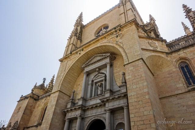 Catedral de Segovia 塞哥維亞主教座堂