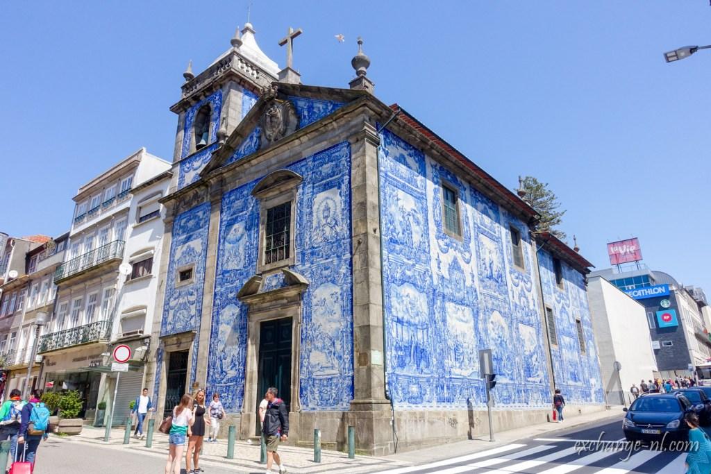 波圖阿瑪斯教堂 Capela Das Almas (Chapel of Souls), Porto